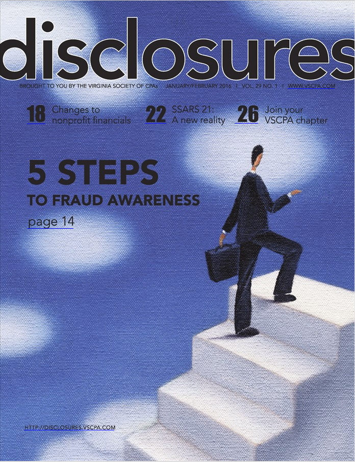 Disclosures Magazine (January 2016)