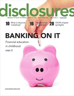 Disclosures Magazine (March 2016)