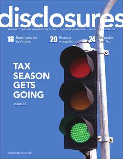 Disclosures Magazine (November 2016)