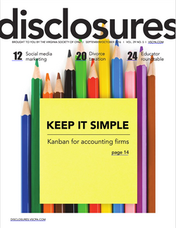 Disclosures Magazine (Sept. 2016)