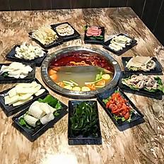 Table-top hotpot