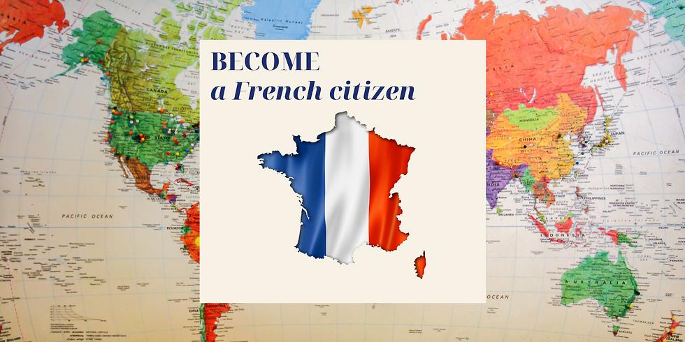 French citizenship workshop