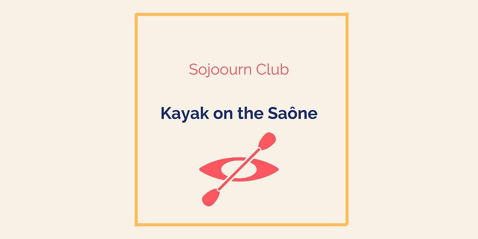 Kayak trip (members only)