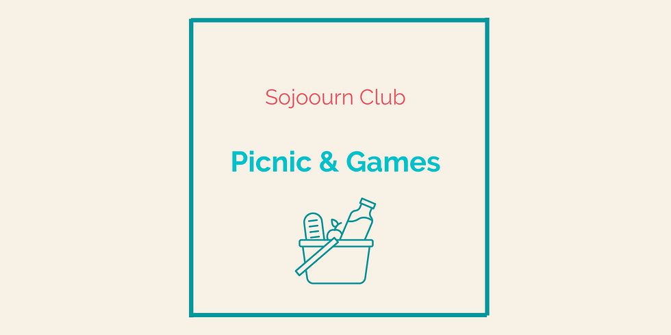 Picnic and games (members only)