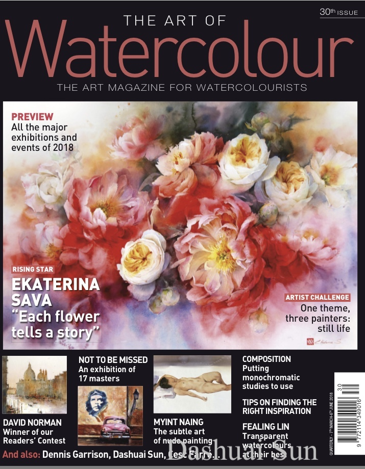 The Art Of Watercolour