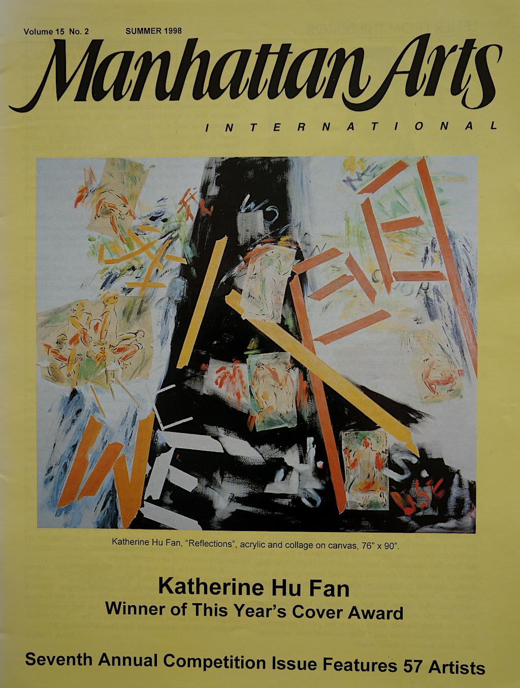 Manhattan Arts  summer 1998