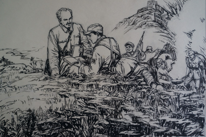 Norman Bethune in China Page 27