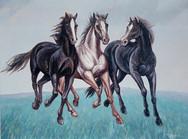 《三匹马》