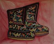 《靴子》之三