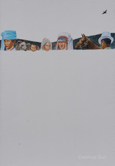 《为有源头活水来》(蒙古组画之二)