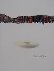 《平芜尽处是春山》(蒙古组画)