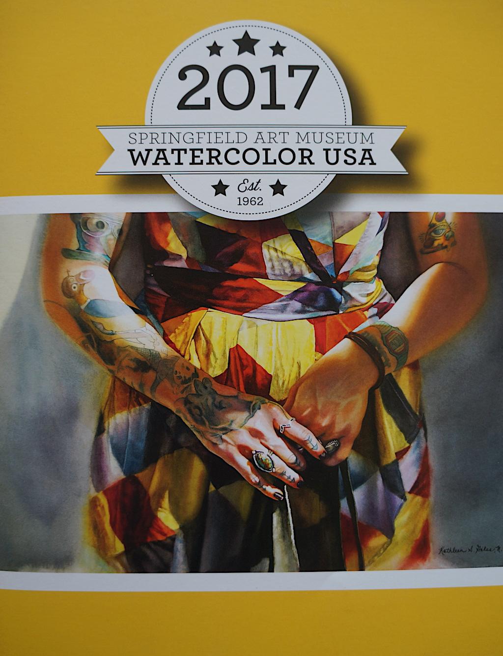 Watercolor USA 2017