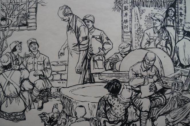 Norman Bethune in China Page 34