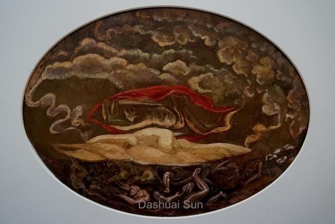 梦境系列 04-《加固的天空中崇高音符的水晶》