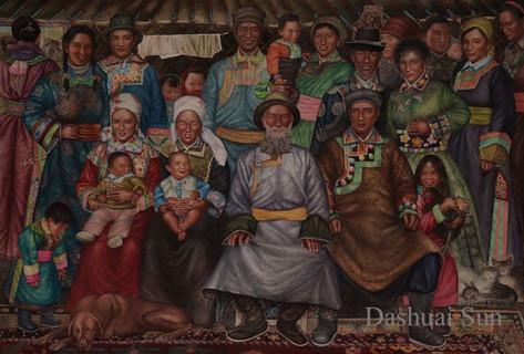Auspicious Mongolia I