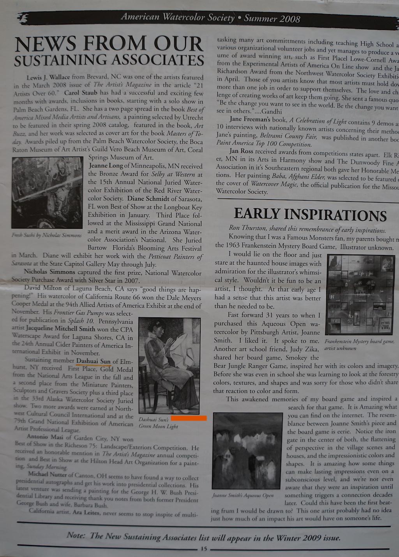AWS Newsletter Summer 2008-02