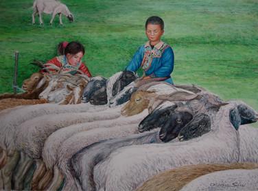 Shepherd Children