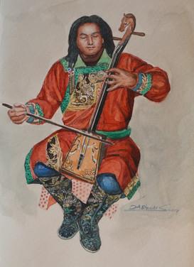 Musician III