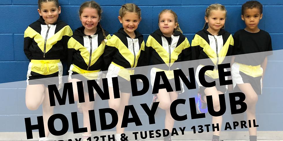MINI DANCE HOLIDAY CLUB