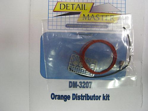 Detail Master Distributor Wire Kit - Orange