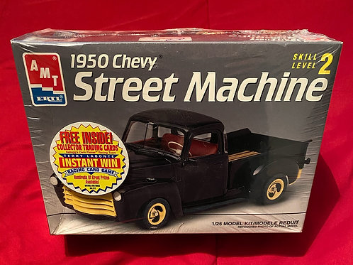 AMT 1950 CHEVY TRUCK, STREET MACHINE