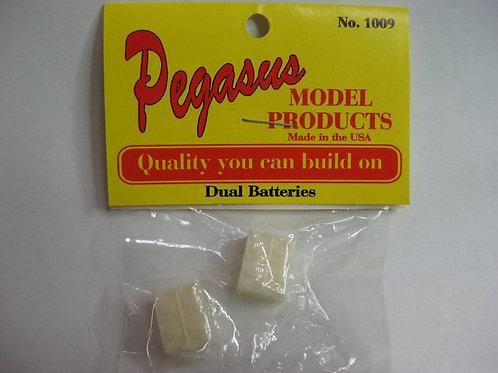 Pegasus 1009 Dual Batteries