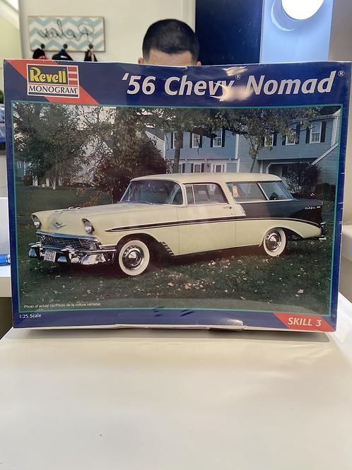 Monogram/Revell 1956 Chevy Nomad Kit, original kit
