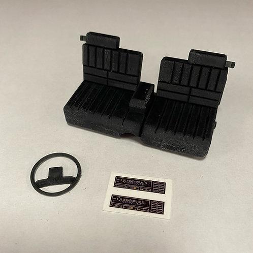 3D Printed 83/85 Olds Cutlass Interior Upgrade Kit