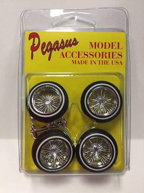 Pegasus 1110 Dz's Med Lip Chrome