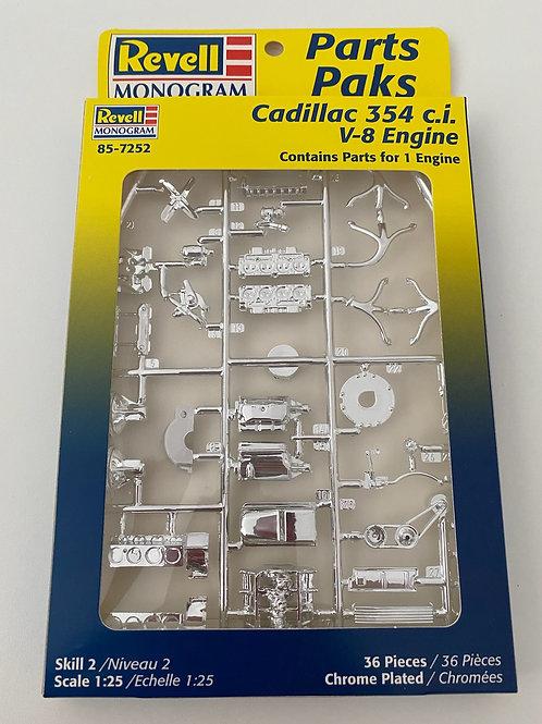 Revell Cadillac 354 c.i. V-8 Engine