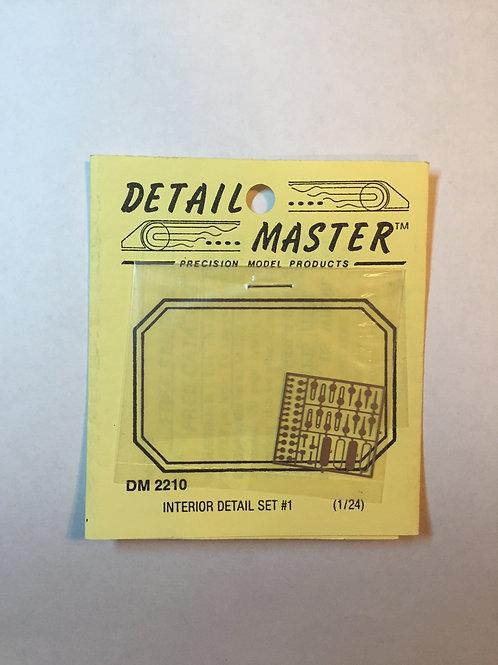 Detail Master Interior Detail Set #1
