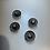 Thumbnail: Lot of Wire wheel spoke hubs