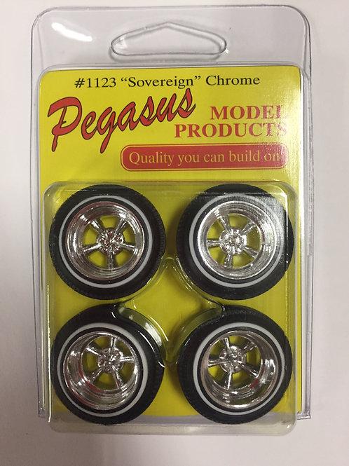 Pegasus 1123 Sovereign Chrome