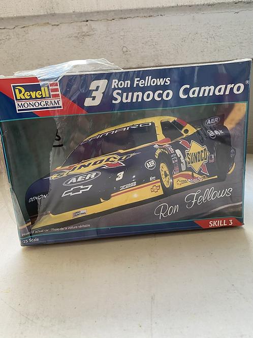 REVELL RON FELLOWS SUNOCO CAMARO, RACE CAR