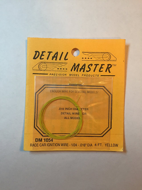 Detail Master Ignition Wire - Yellow