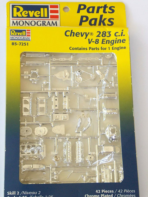 Revell Chevy 283 c.i. V-8 Engine