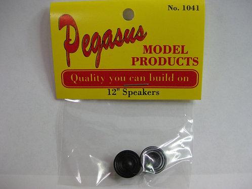 """Pegasus 1041 12"""" Subs"""