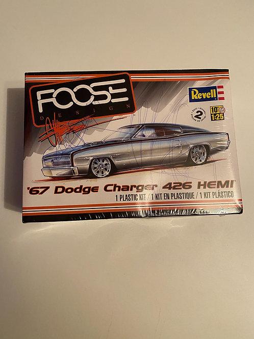 Revell 1967 FOOSE DODGE CHARGER