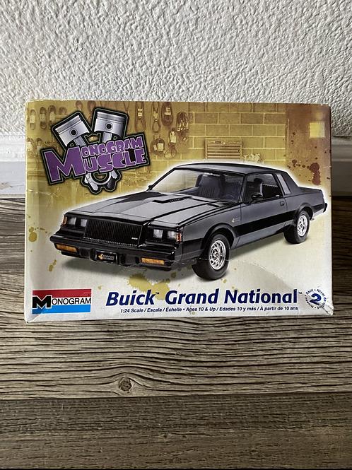 Monorgam/Revell 80's Buick grand national