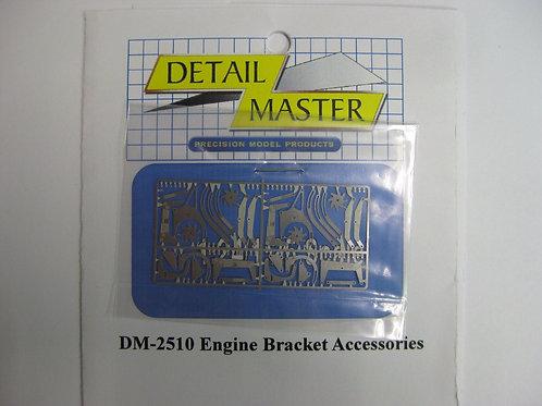 Detail Master Engine Bracket Accesories