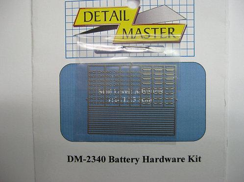 Detail Master Battery Hardware Kit