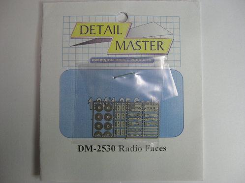 Detail Master Radio Faces