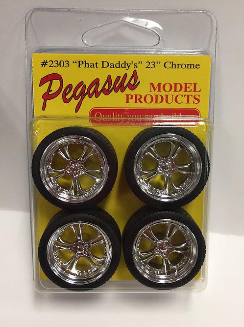 Pegasus 2303 Phat Daddy's Chrome
