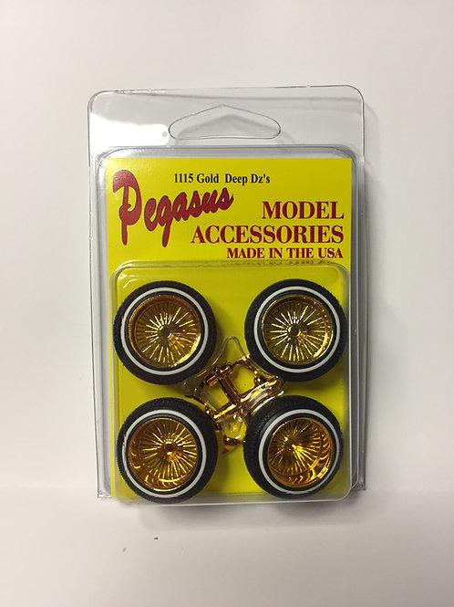 Pegasus 1115 DEEP Dz's Gold