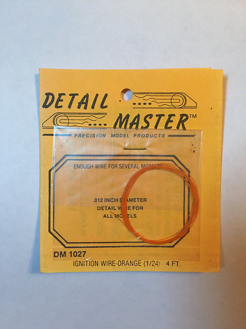 Detail Master Ignition Wire - Orange
