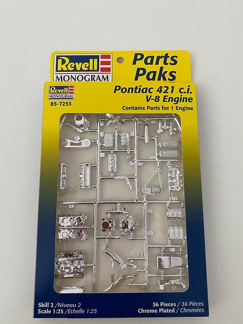 Revell Pontiac 421 c.i V-8 Engine