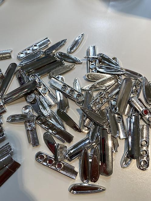 Lot of Miscellaneous Chrome 59/60 parts