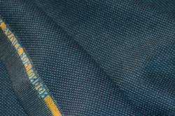 Синяя шерсть Fisheye
