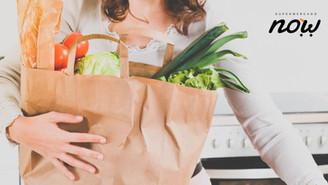Compras de mercado online com o SUPERMERCADO NOW