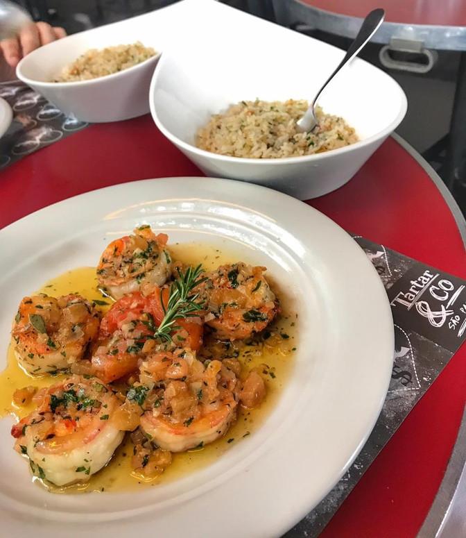 Tartar & Co – Restaurante do chef Erick Jacquin